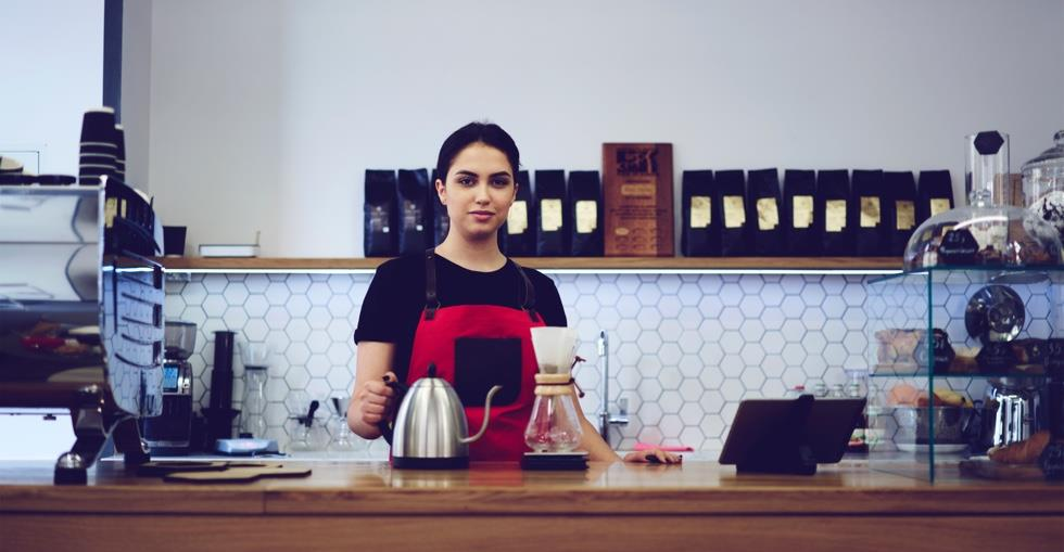 "Coffee franchise Q&A: ""Coffee-making was my weakest point – but food was my strongest"""