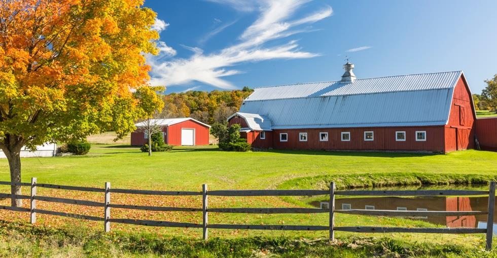 Why buy a farm