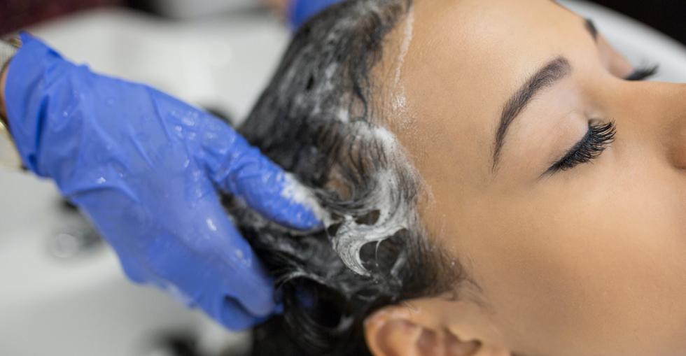 hair salon spotlight