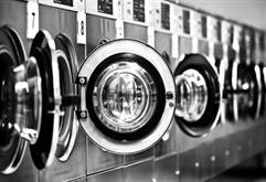 article Running a launderette image