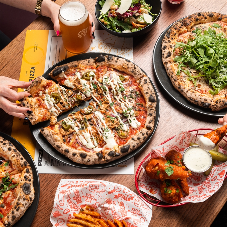 red sparrow pizza perth - 4