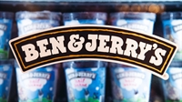 ben jerry's ice-cream scoop - 1