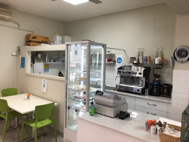 freehold café 2 shops - 2