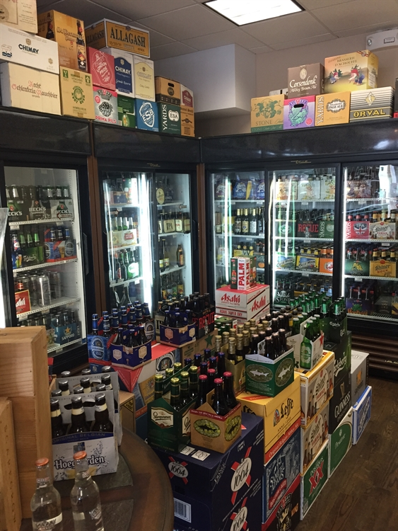 how to buy liquor store business