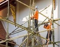 scaffolding 15 years successful - 2