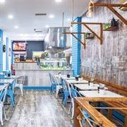 fish chips restaurant takeaway - 2
