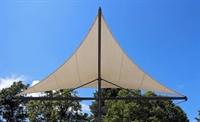 shade sails supply installation - 2