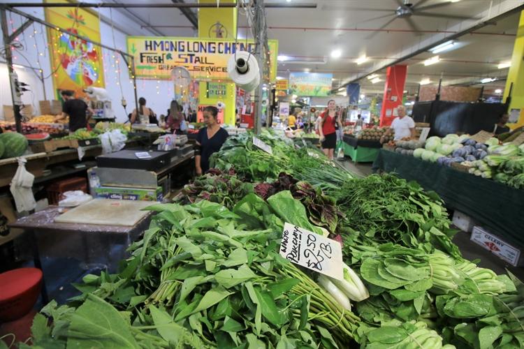 fresh produce market stall - 12