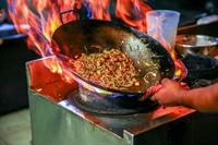 established chinese restaurant earning - 1