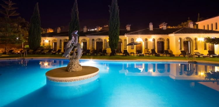 andalusian style spa hotel - 6