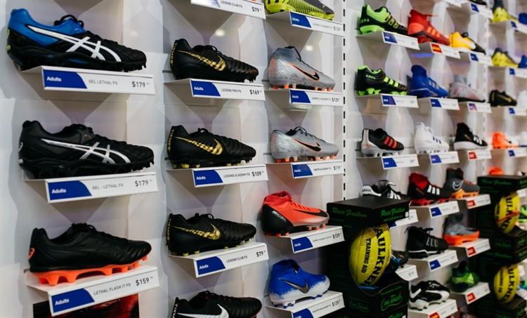 large modern sports store - 6