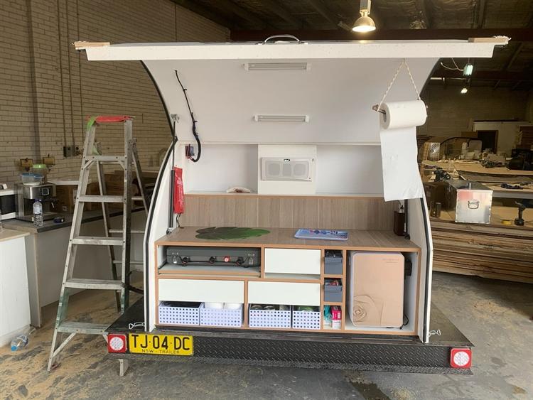 teardrop caravans suit cabinet - 2