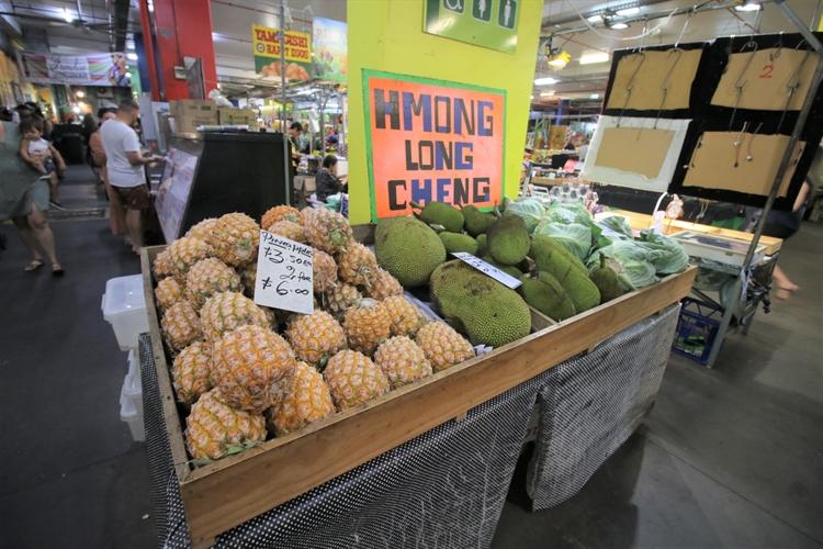 fresh produce market stall - 6