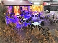 benalmadena cafe bar with - 2