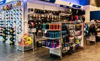 large modern sports store - 2