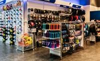 large modern sports store - 2