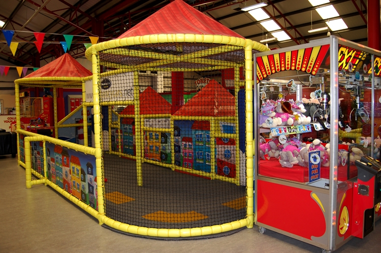 happy town soft play - 11