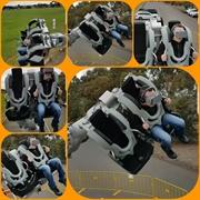 thrill seeking robotic ride - 1