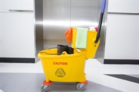 commercial janitorial floor cleaning - 1