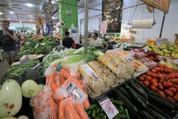 fresh produce market stall - 4