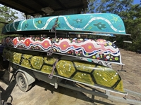 fully mobile canoe hire - 2