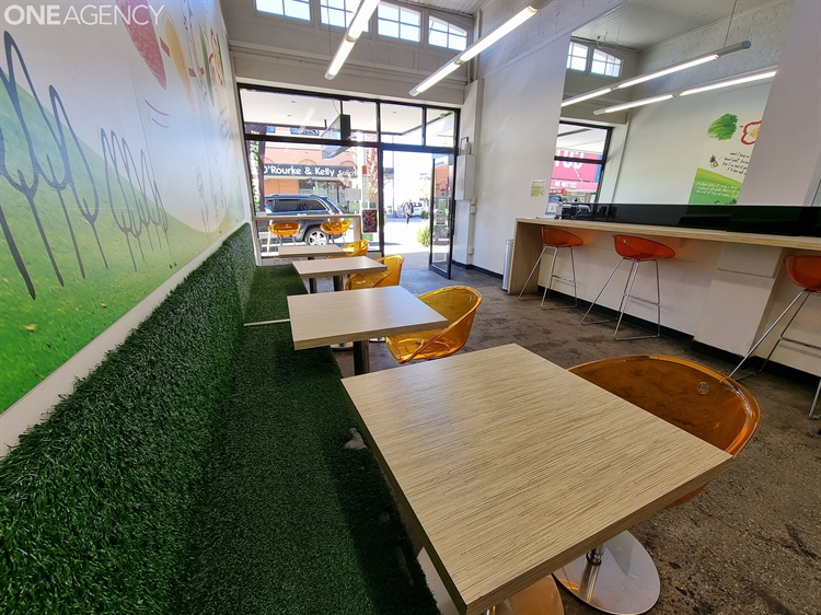 the green room salad - 10