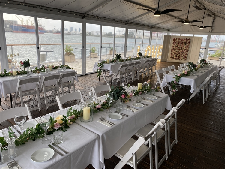 rustic wedding event hire - 7