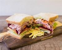hugely successful deli sandwich - 1