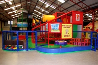happy town soft play - 2