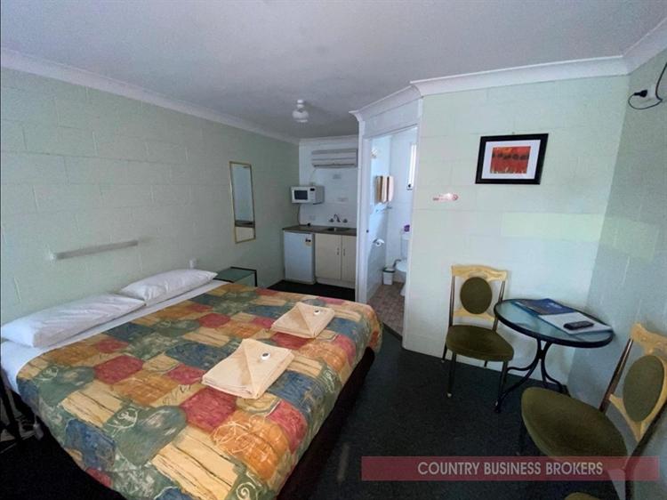 freehold motel residence gilgandra - 4