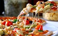 gourmet pizza - 1