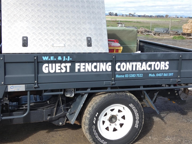 fencing contractor business for - 10