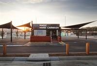 magic hand carwash northern - 1