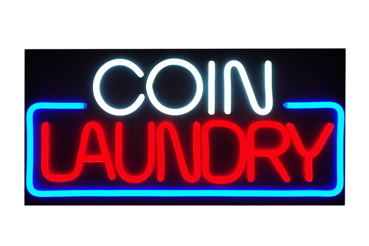 coin laundry near clayton - 2