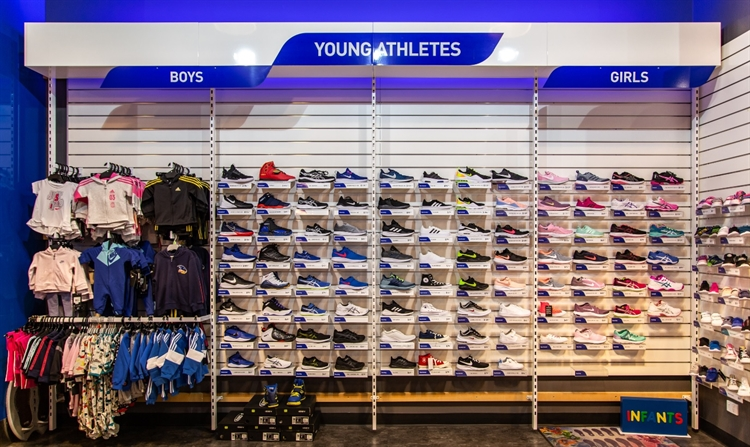 large modern sports store - 7