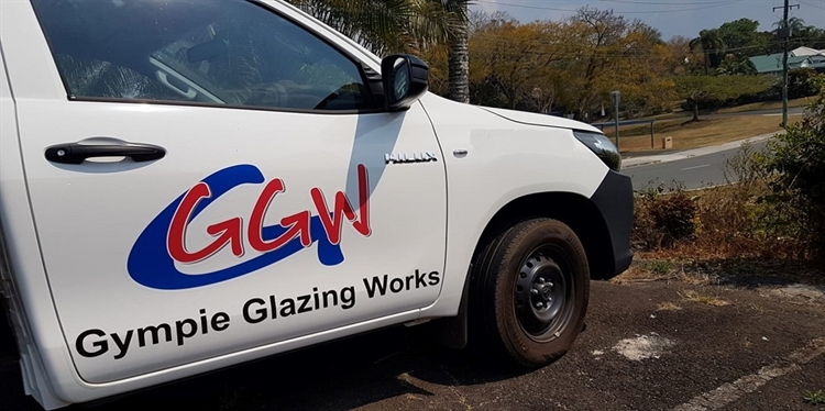 glazing business gympie - 2