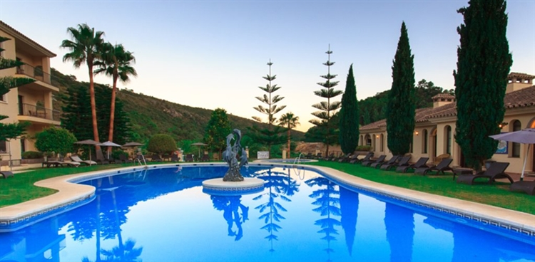 andalusian style spa hotel - 8