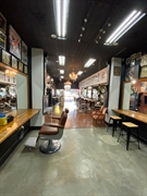 barber shop with cafe - 1