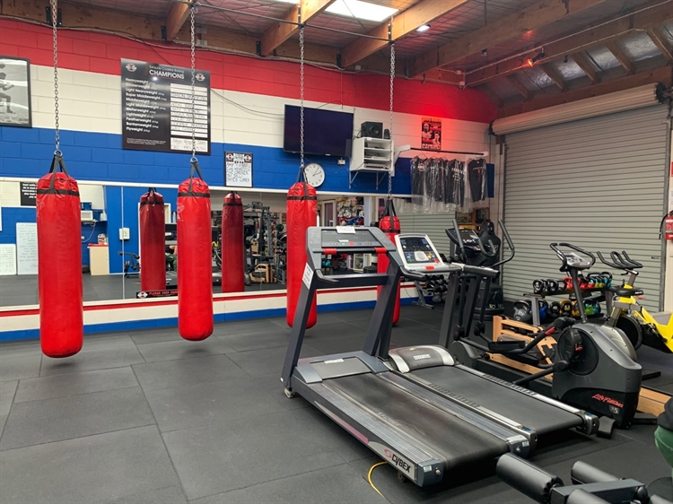 boxing gym business torquay - 5