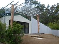 huon bush retreats - 1