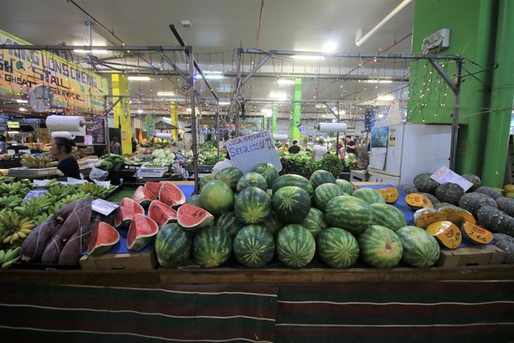 fresh produce market stall - 8