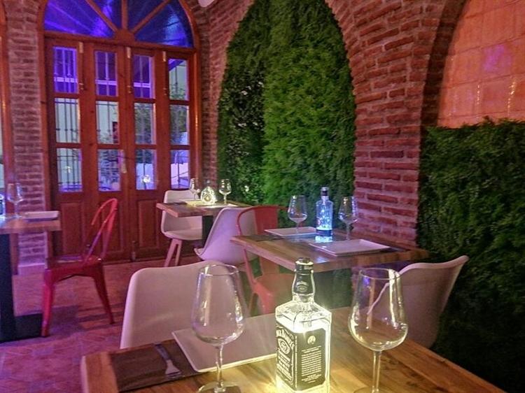 benalmadena cafe bar with - 8