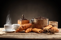 busy bakery cafe - 1