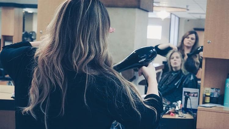 semi managed hair salon - 4