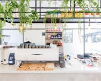 urban garden cafe timeless - 1