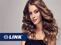 luxury hair salon fitout - 1