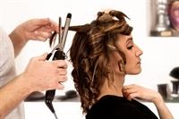 7 station hair salon - 1