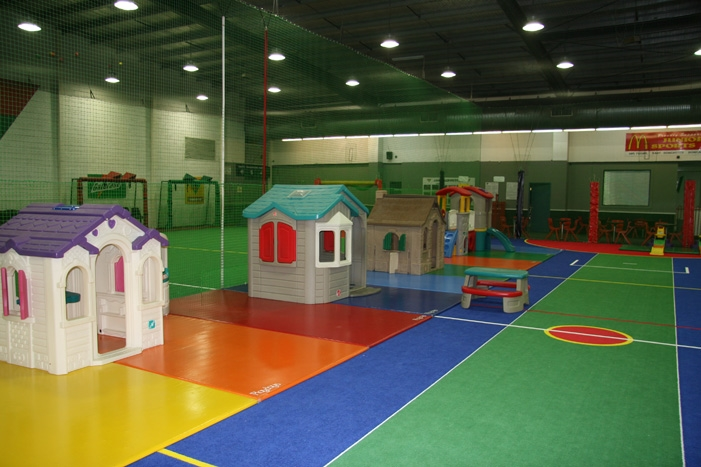 4 court indoor sports - 5