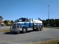 domestic water cartage the - 2