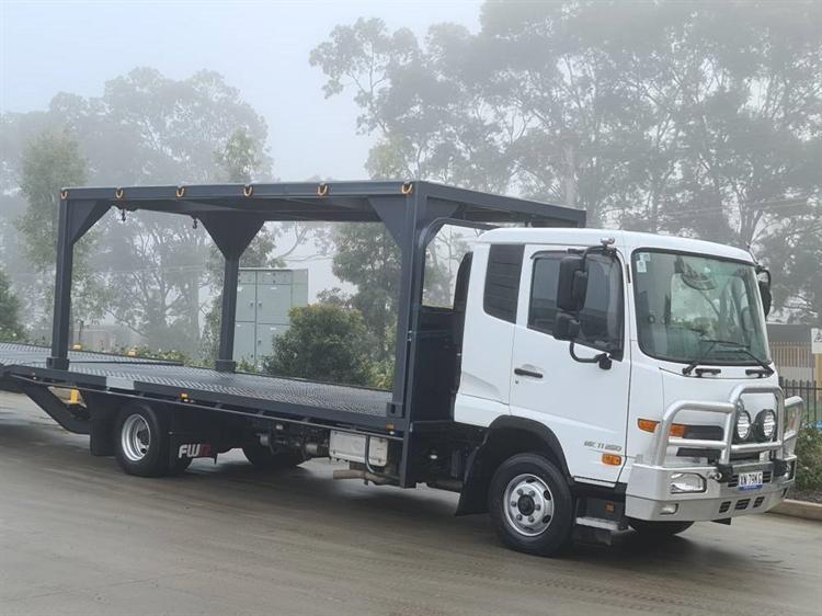 2019 car carrier truck - 5